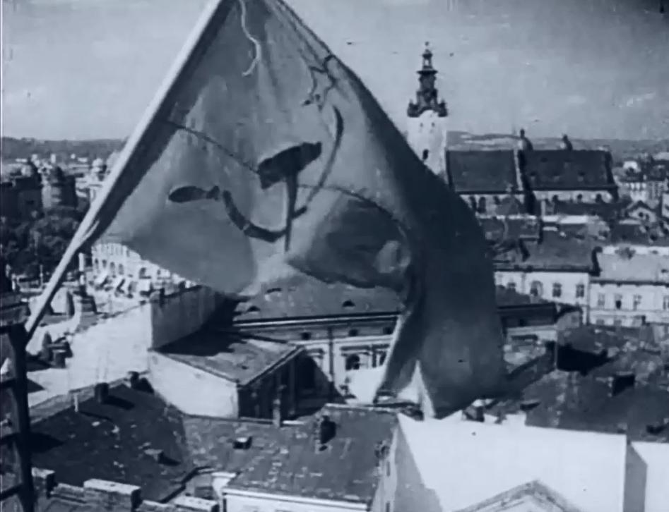 Львів під совєтами