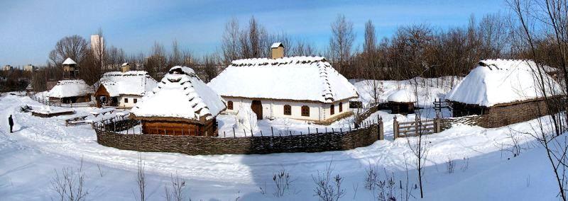 Мамаєва Слобода. Зима (автор Ашатан)