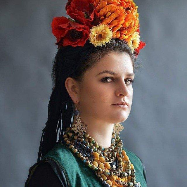 Красу українок показали у незвичайному фотопроекті - фото 240072