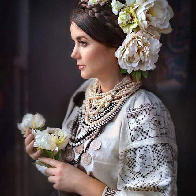 Красу українок показали у незвичайному фотопроекті - фото 240069
