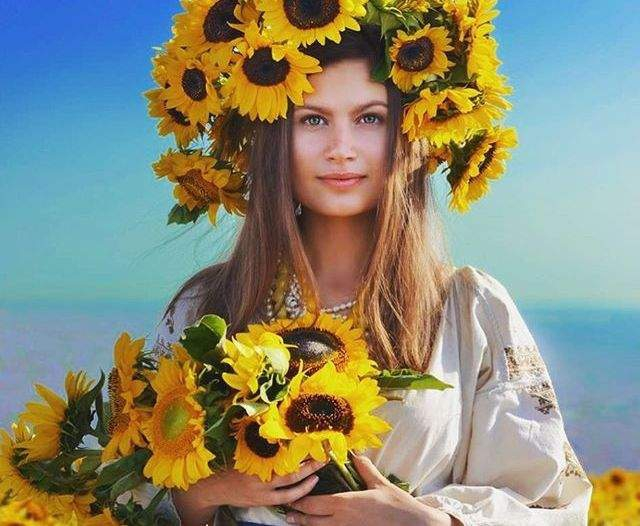 Красу українок показали у незвичайному фотопроекті - фото 240068