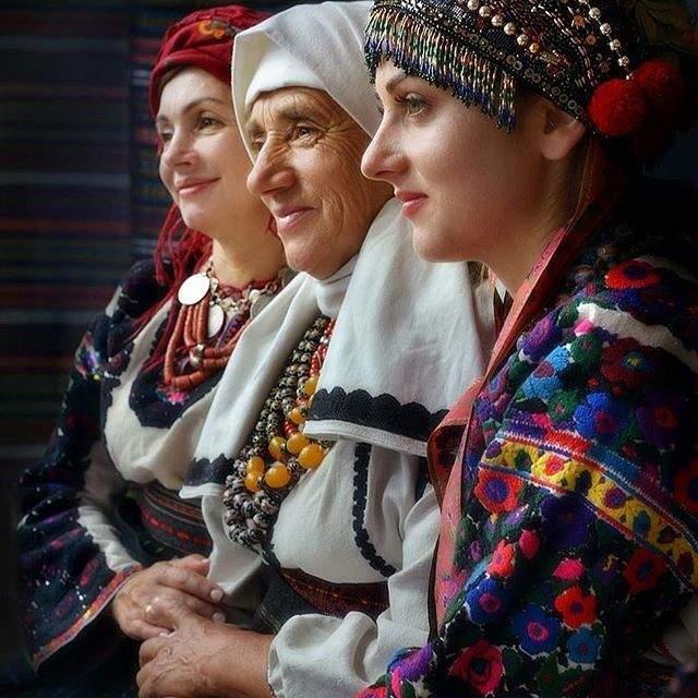 Красу українок показали у незвичайному фотопроекті - фото 240073