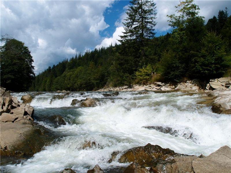 Мізунські водоспади