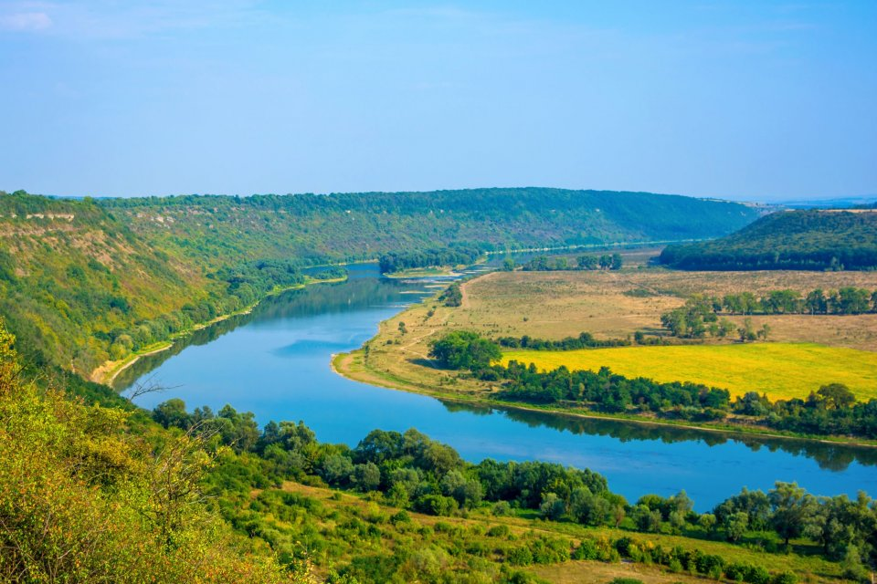 Дністровський каньйон - фото 260952