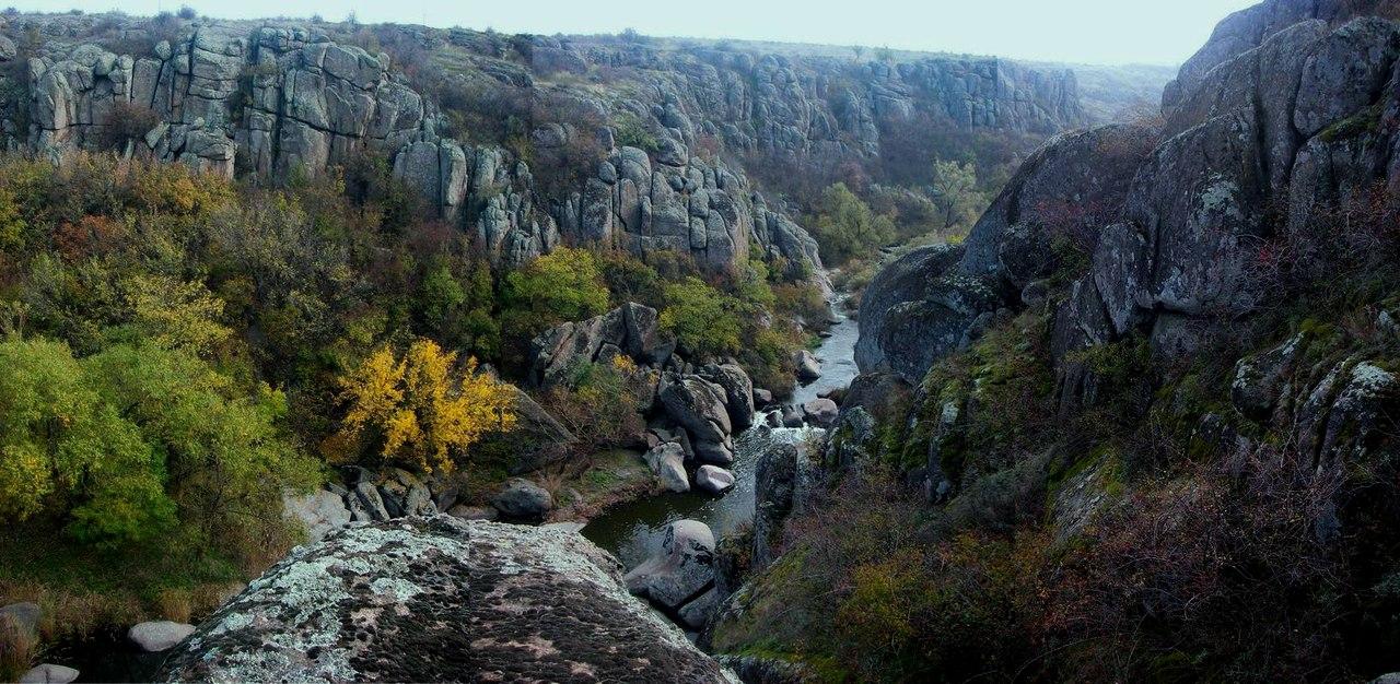 Буцький каньйон - фото 260954