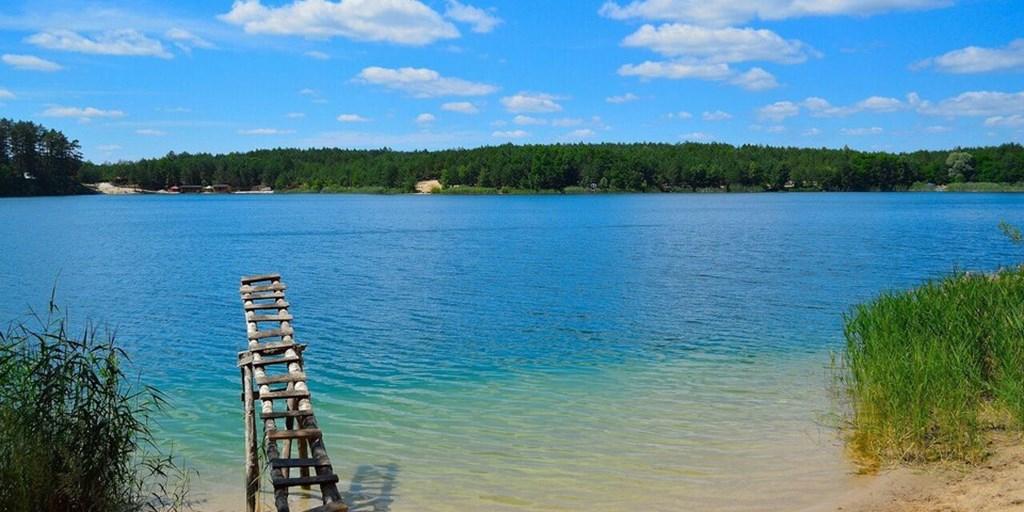 Голубі озера - фото 260949