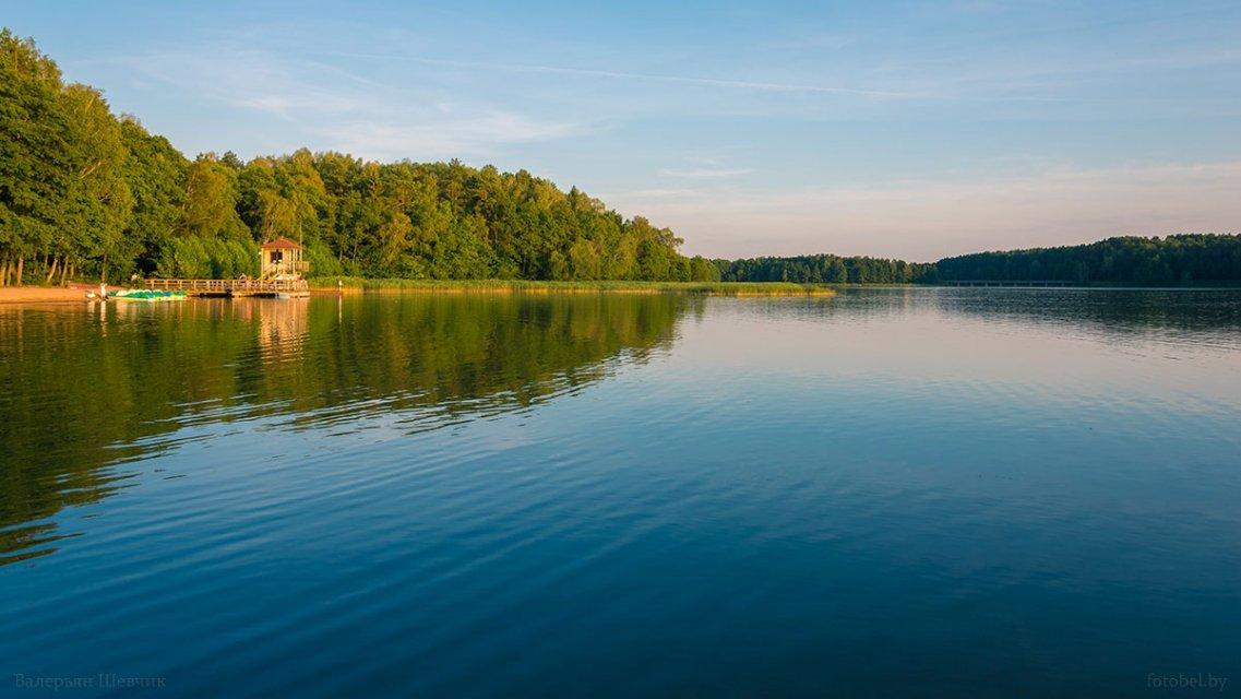 Біле озеро - фото 260957