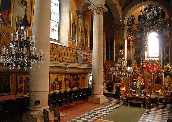 Інтер'єр Успенської церкви © vk.com