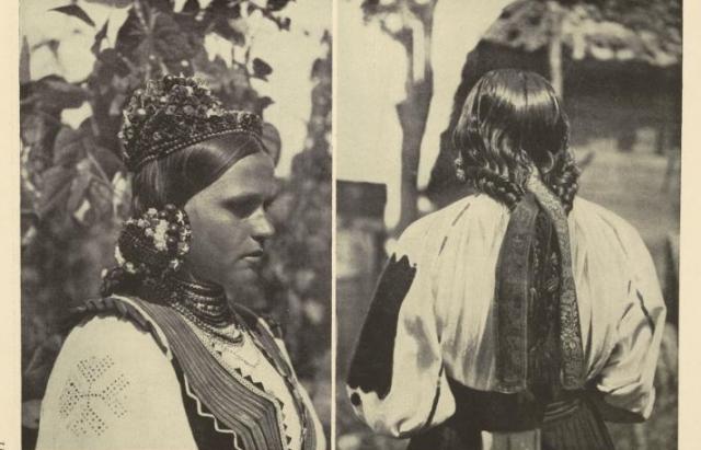 Із архіву бібліотеки Нью-Йорка: унікальні фото гуцулів Закарпаття початку ХХ століття (ФОТО)