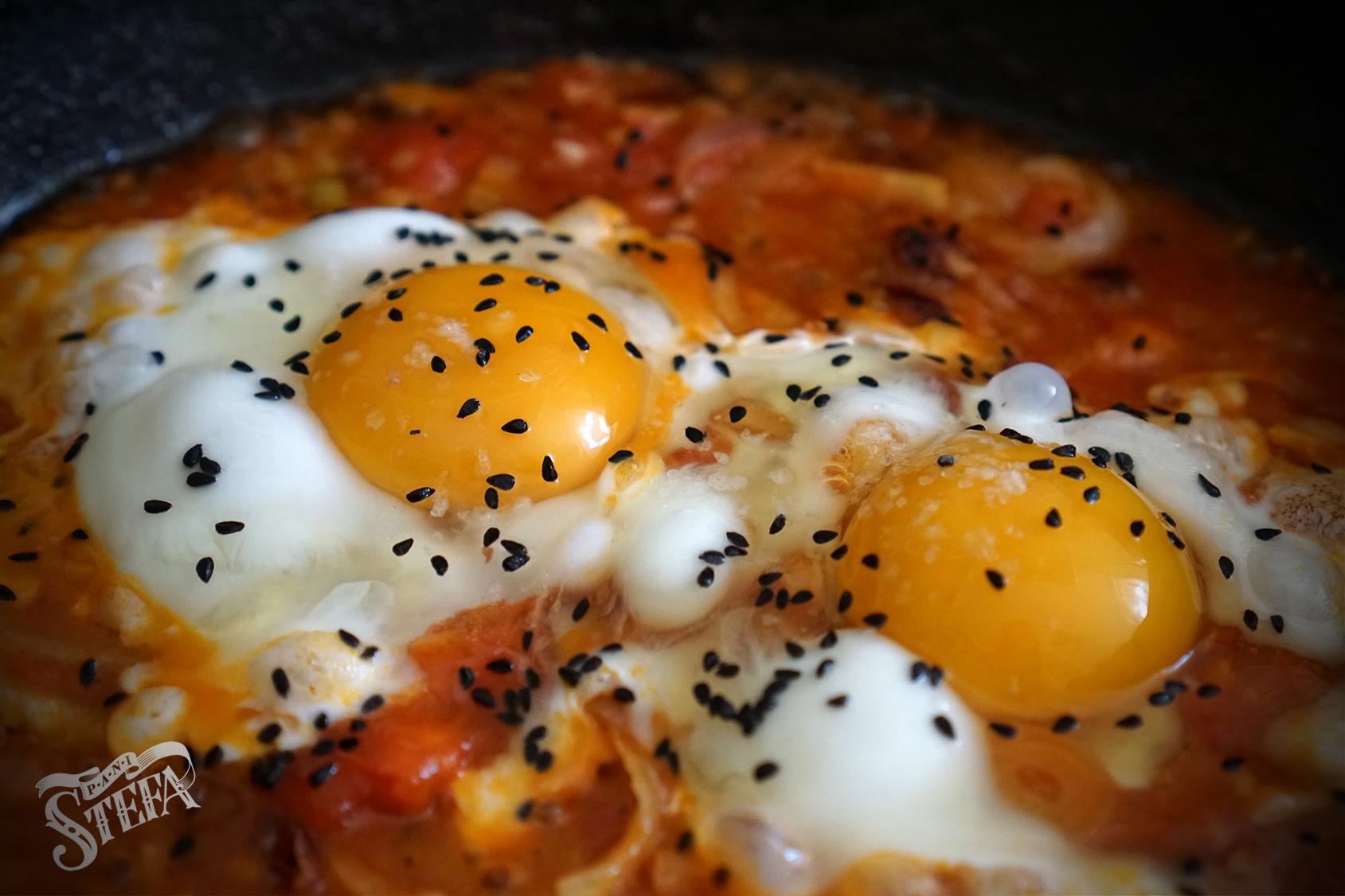 """Шакшука, або """"саджені яйця на левантійський манер"""" 8"""