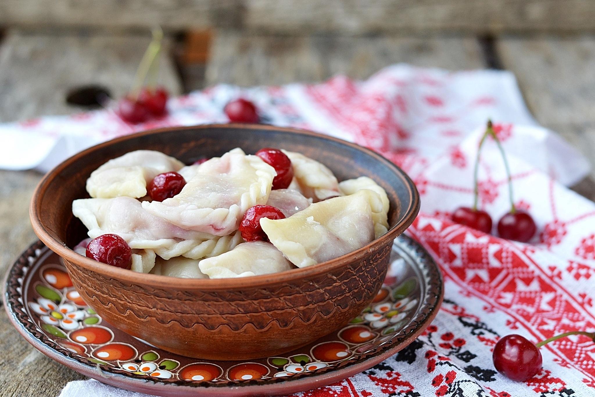 Блюда украинской кухни в картинках