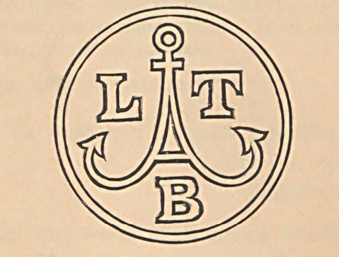 Герб Львівського акціонерного товариства броварів, 1930 р.