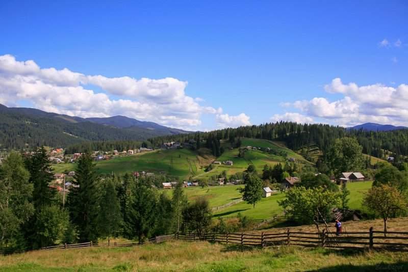 Путила серед ТОПових місць Карпат, які пропонують відвідати туристам