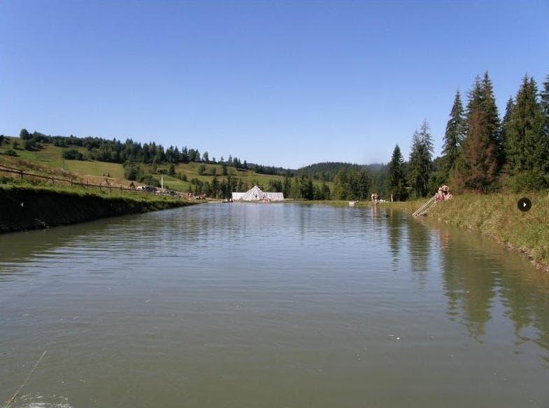 Хащованське озеро (Нова Хащованя)