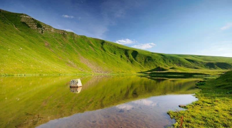 Озеро  Герешаска (Догяска)