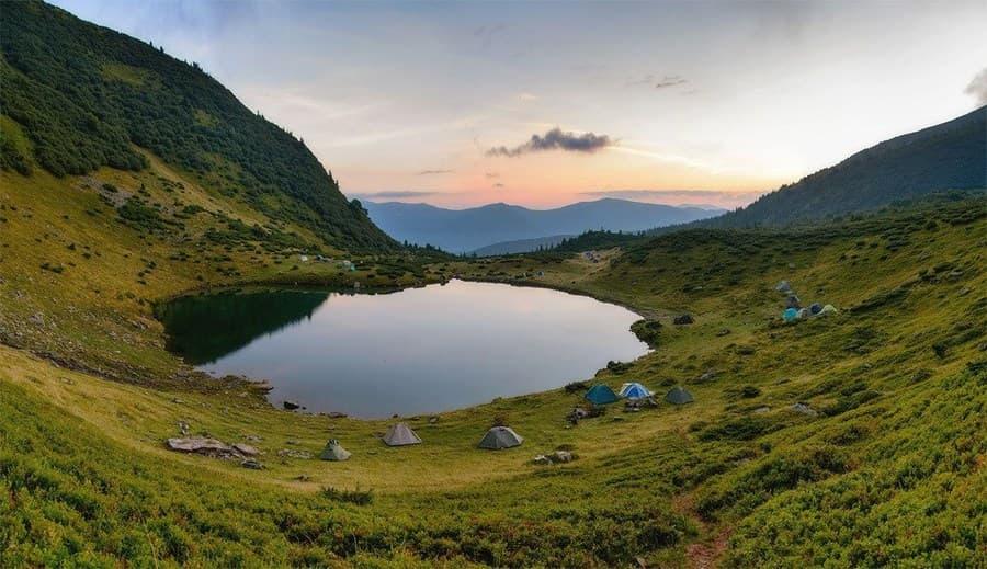 Озеро Ворожеска (Трітон)