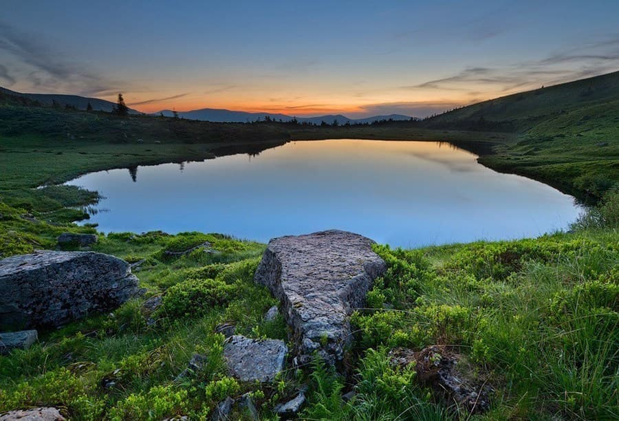 Озеро Апшинець