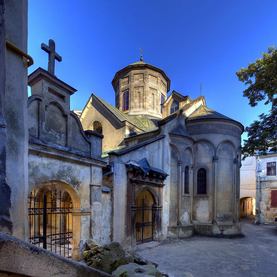 Вірменський собор © Oleh Voznyy