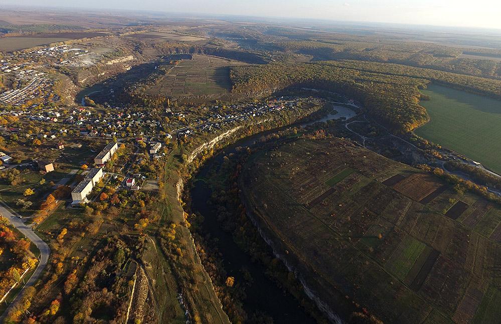 Фото з квадрокоптера Іринни Пустиннікової