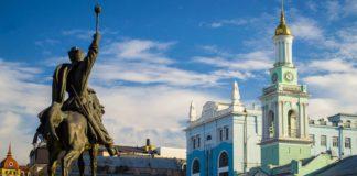 400 років тому гетьман Петро Сагайдачний здійснив успішний похід на Москву і взяв її в облогу