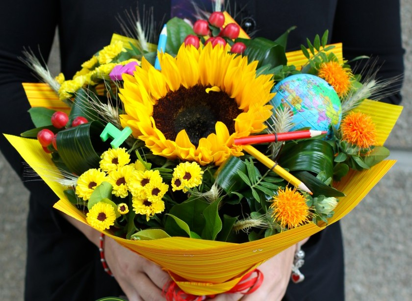 Вірші та красиві вітання до Дня вчителя