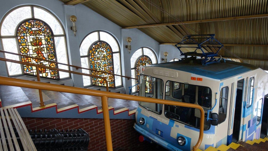 Київський фунікулер - фото 281259