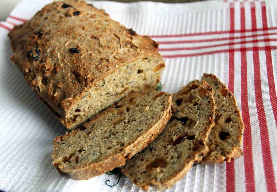 Бездріжджовий хліб теж позитивно впливає - фото 280519