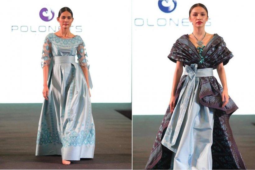 Українські вишиті сукні