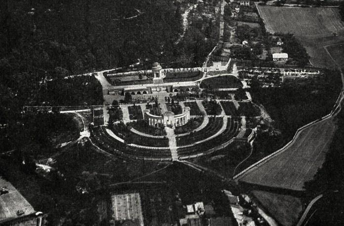 Львів 1938 року з висоти пташиного польоту