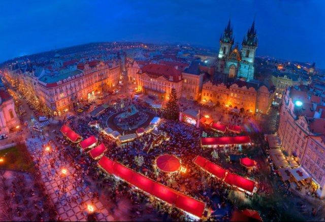 Найкращі новорічні тури на кілька днів: Новий рік 2019 в Європі  - фото 297421