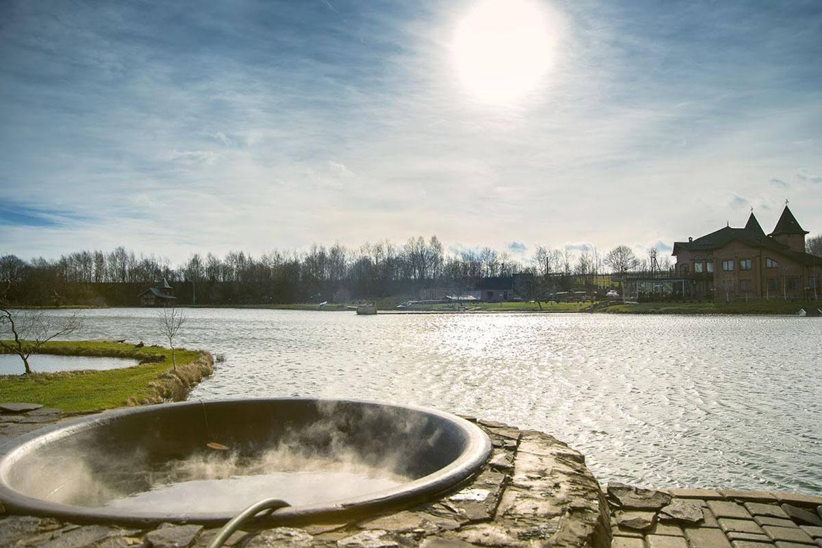 Цілющі чани Карпат: де шукати екологічні спа-курорти, не виїжджаючи за межі Львівщини (фото)