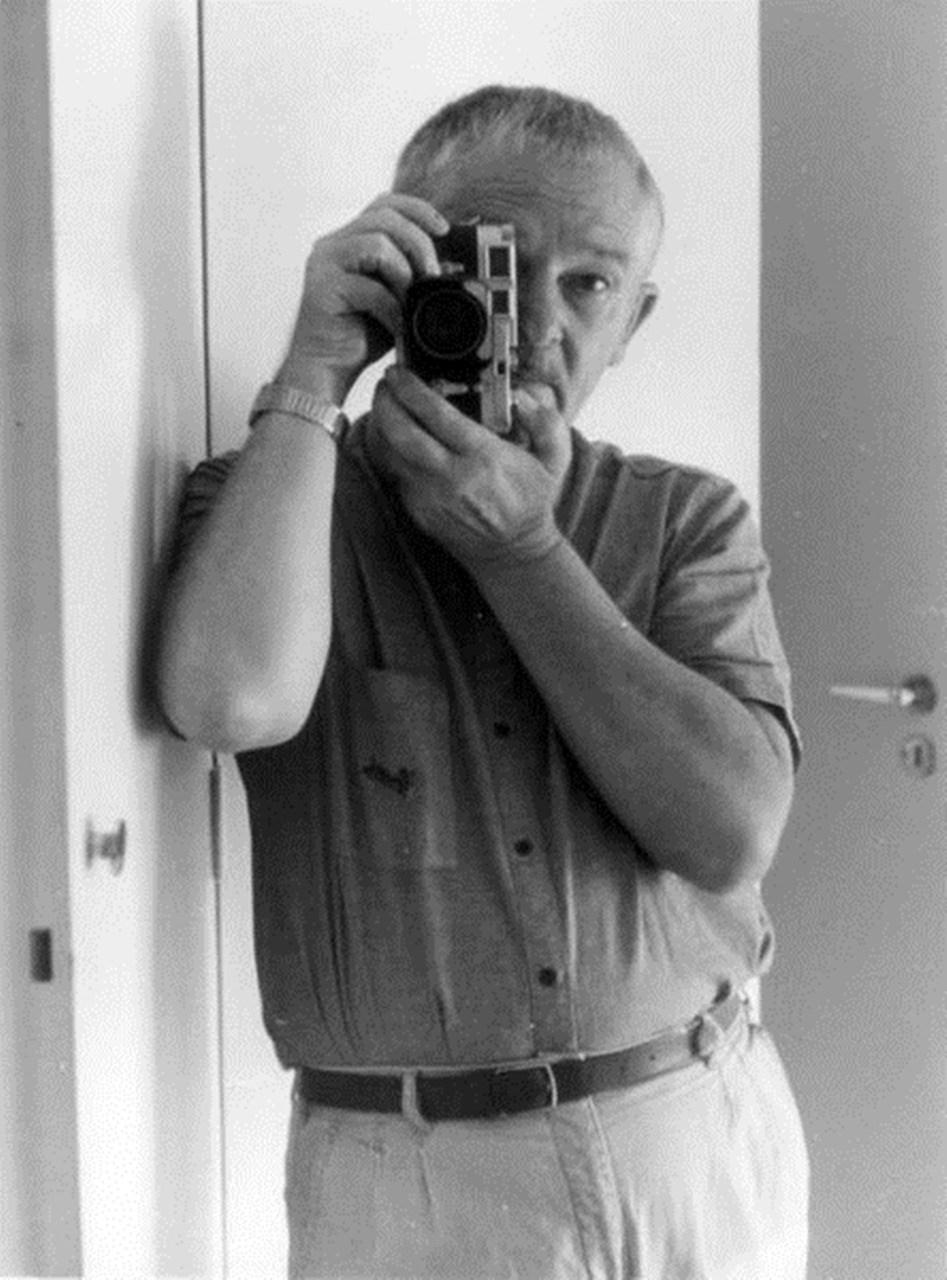 Джо Джуліус Хейдекер. Автопортрет. Бразилія, 1985 р.