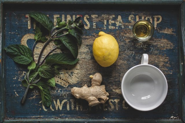 Імбирний чай як альтернатива кави - фото 306019