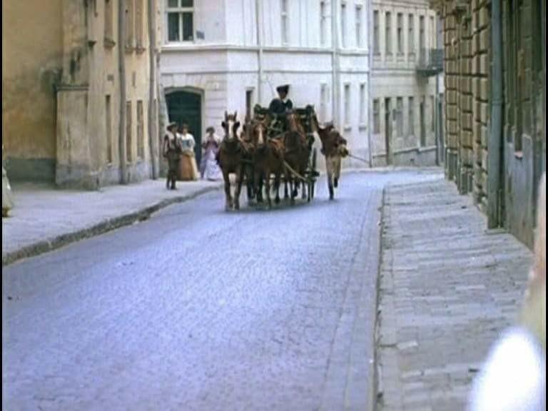 """""""Д'Артаньян і три мушкетери """" у місті Лева: тоді та 40 років потому"""