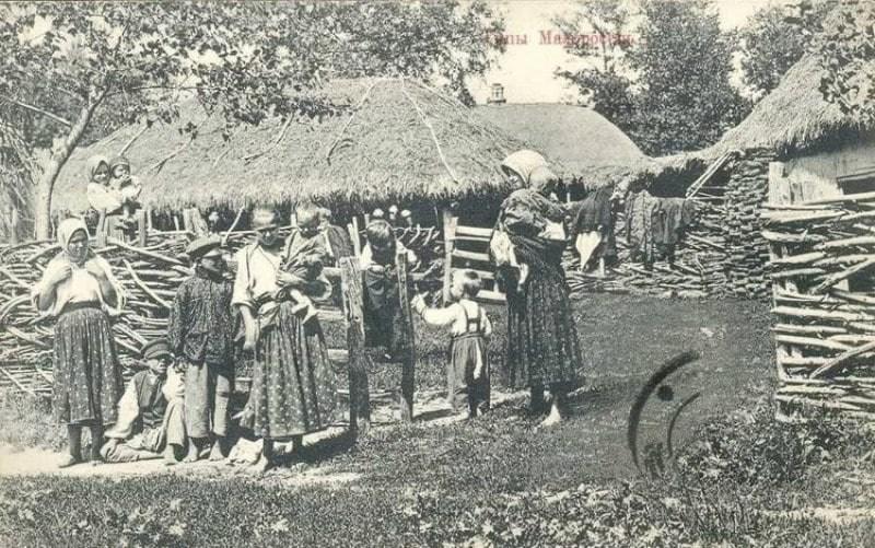 Як жили українці 100 років тому