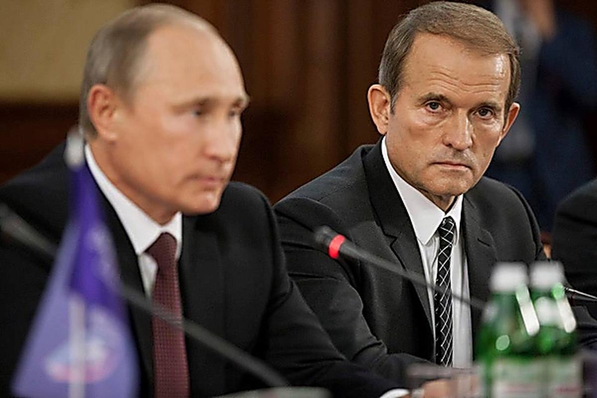 Мирный план Медведчука – «разморозка» Минска-2