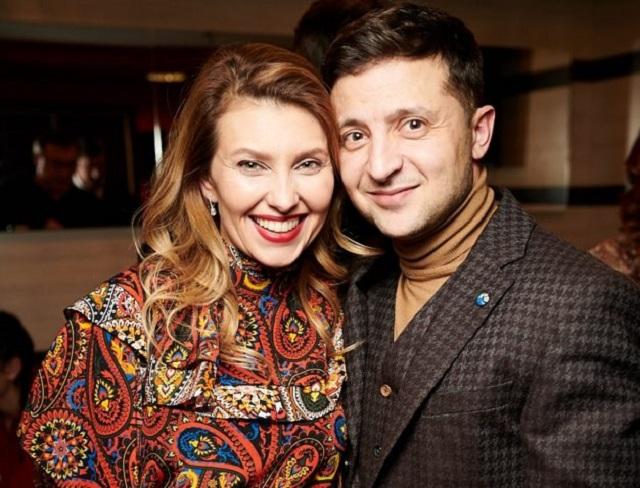 Дружина Зеленського: біографія і фото нової першої леді України - фото 312742