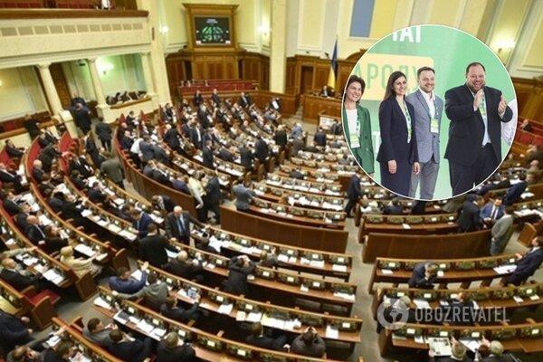 "Представник президента в парламенті Руслан Стефанчук запропонував ввести штраф за ""кнопкодавство"""