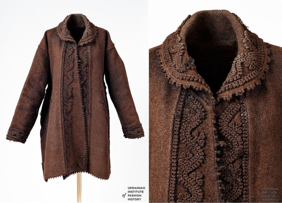 Як одягалися українці в холоди сто років тому
