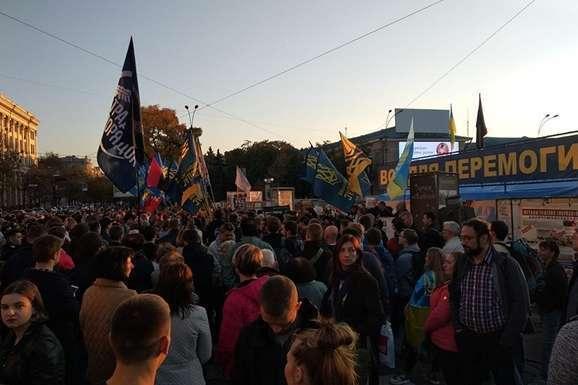 Протести в Харкові