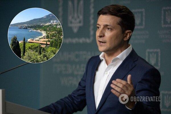 Зеленський зробив гучну заяву щодо Криму