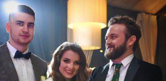 «Він сьогодні разом з нами тішиться» - Dzidzio опублікував фото з весілля доньки Кузьми