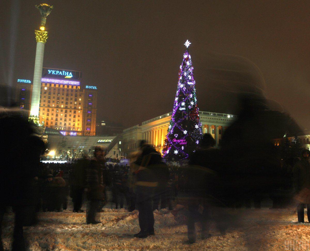 ялинки Києва за 10 років_2010