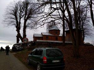 Церква, в якій служив отець Михайло Вербицький