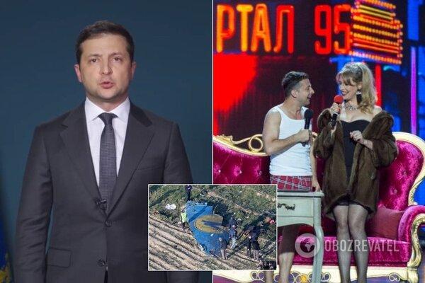 """Українців розлютив """"Вечірній квартал"""" після звернення Зеленського"""