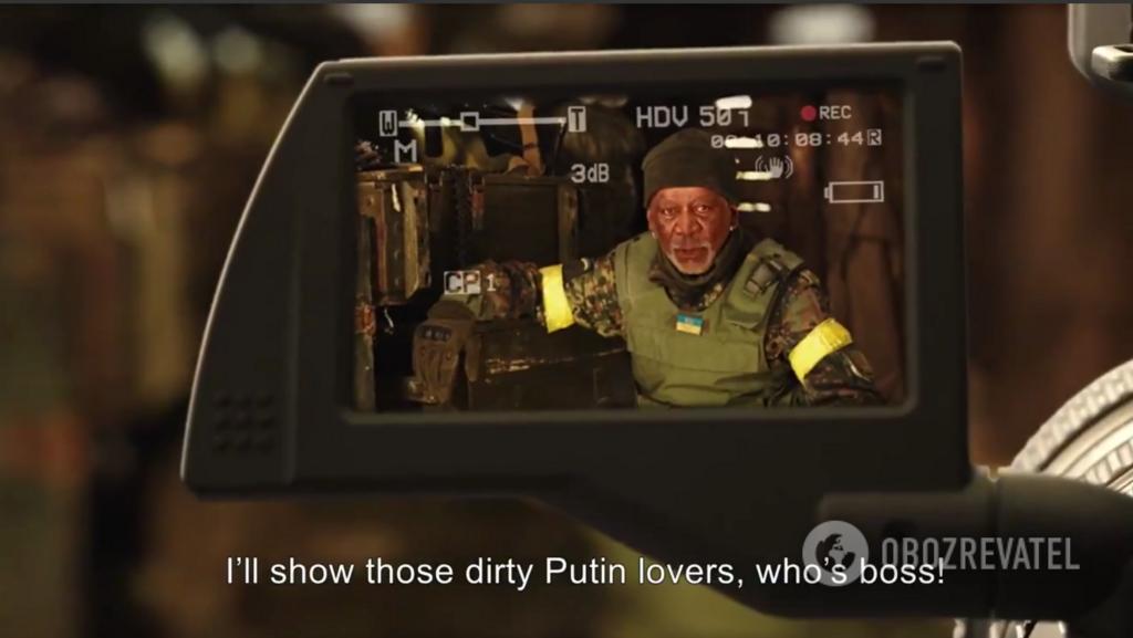 """""""Покажу путінофілам, хто тут господар!"""" Зірки Голлівуду """"знялися"""" в ролику на підтримку України"""