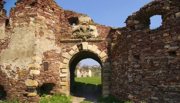 На Тернопільщині організують свято в старому замку