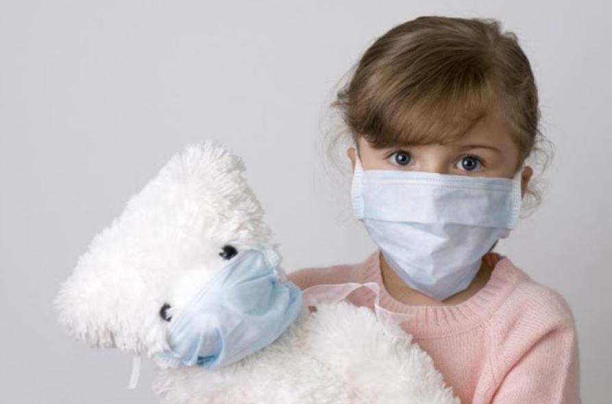 Ляшко: серед хворих на коронавірус 5,4% - діти | Курс
