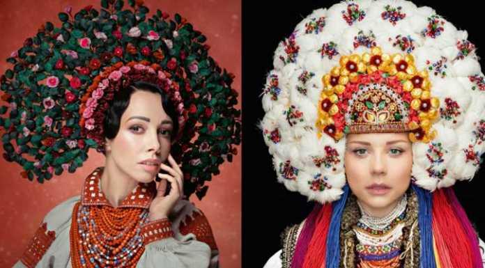 """""""Щирі"""" - Приголомшливі знімки знаменитих українських артисток в національних костюмах"""