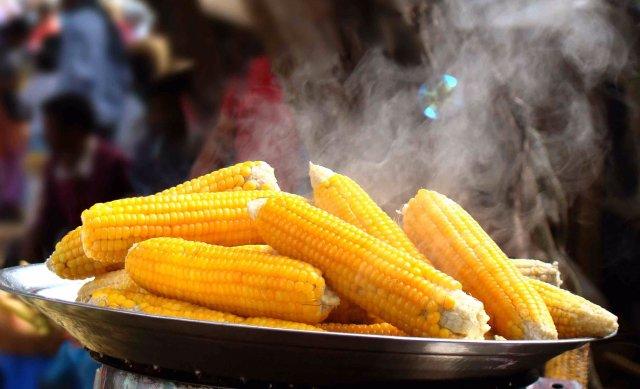 Кукурудза в скороварці - фото 265866